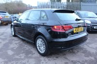 USED 2015 65 AUDI A3 1.6 TDI ULTRA SE TECHNIK 5d 109 BHP