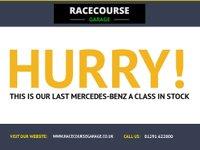 USED 2015 65 MERCEDES-BENZ A-CLASS 1.5 A 180 D SE 5d 107 BHP
