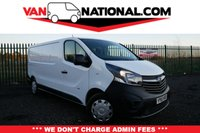 USED 2015 65 VAUXHALL VIVARO 1.6 2900 L2 H1 CDTI P/V 115 BHP ** WE DON'T CHARGE ADMIN FEE'S ** READY TO DRIVE AWAY TODAY **