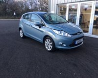 USED 2010 10 FORD FIESTA 1.25 ZETEC THIS VEHICLE IS AT SITE 1 - TO VIEW CALL US ON 01903 892 224