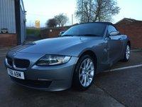 2007 BMW Z4 2.5 Z4 SE ROADSTER 2d 175 BHP £4990.00
