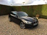 2012 BMW 1 SERIES 3.0 M135I 3d AUTO 320 BHP £14990.00