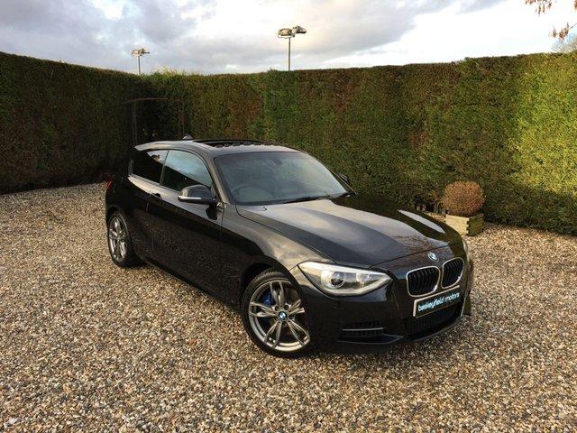 USED 2012 62 BMW 1 SERIES 3.0 M135I 3d AUTO 320 BHP