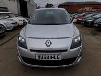 USED 2009 59 RENAULT GRAND SCENIC 1.6 EXPRESSION VVT 5d 109 BHP NEW MOT, SERVICE & WARRANTY