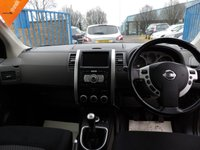 USED 2007 57 NISSAN X-TRAIL 2.0 SPORT EXPEDITION DCI 5d 148 BHP NEW MOT, SERVICE & WARRANTY