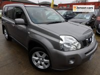 2007 NISSAN X-TRAIL 2.0 SPORT EXPEDITION DCI 5d 148 BHP £4990.00