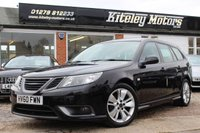 USED 2010 60 SAAB 9-3 2.0 TURBO EDITION ESTATE AUTO 150BHP