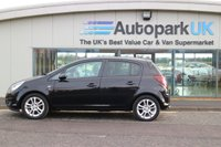 USED 2010 60 VAUXHALL CORSA 1.2 SXI A/C 5d 83 BHP LOW DEPOSIT OR NO DEPOSIT FINANCE AVAILABLE