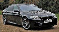 2015 BMW M5 4.4 M5 4d AUTO 553 BHP £26990.00