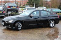 USED 2012 12 BMW 3 SERIES 2.0 320D EFFICIENTDYNAMICS 4d 161 BHP