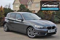 USED 2015 15 BMW 1 SERIES 1.5 116D SPORT 5d 114 BHP
