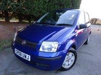 2008 FIAT PANDA 1.2 DYNAMIC 5d AUTO 59 BHP £SOLD