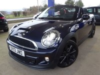 USED 2013 13 MINI ROADSTER 2.0 COOPER SD 2d 141 BHP