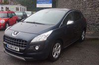 USED 2011 61 PEUGEOT 3008 1.6 EXCLUSIVE 5d 120 BHP
