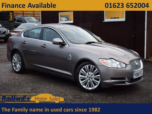 Used Jaguar Cars In Mansfield From Radfords Motor Sales Ltd