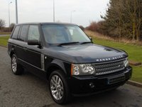 2009 LAND ROVER RANGE ROVER 3.6 TDV8 WESTMINSTER 5d AUTO 272 BHP £7490.00