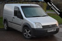 USED 2007 07 FORD TRANSIT CONNECT 1.8 T220 L SWB 75 TDCI 1d 74 BHP