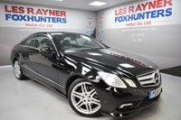 USED 2010 60 MERCEDES-BENZ E CLASS 2.1 E250 CDI BLUEEFFICIENCY SPORT 2d AUTO 204 BHP Park sensors, Cruise control, Full Leather, Bluetooth