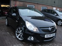 USED 2009 59 VAUXHALL CORSA 1.6 VXR 3d 192 BHP ANY PART EXCHANGE WELCOME, COUNTRY WIDE DELIVERY ARRANGED, HUGE SPEC
