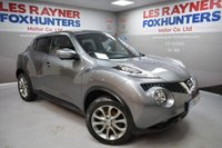 USED 2015 65 NISSAN JUKE 1.5 TEKNA DCI 5d 110 BHP DAB Radio, Bluetooth, Reversing camera, Cheap Tax, Sat Nav.
