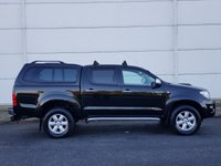 USED 2011 61 TOYOTA HI-LUX 3.0 INVINCIBLE 4X4 D-4D DCB 1d 169 BHP
