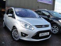 2012 FORD C-MAX 1.6 TITANIUM 5d 123 BHP £6280.00
