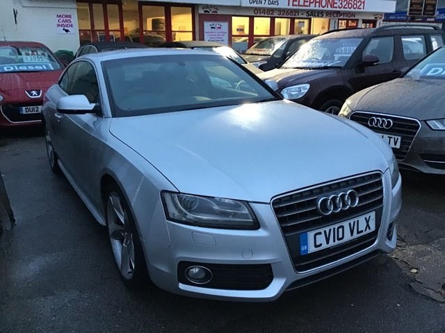 2010 Audi A5 Tdi S Line Special Edition 8295