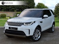 USED 2017 17 LAND ROVER DISCOVERY 5 3.0 TD6 HSE 5d AUTO 255 BHP VAT QUALIFYING  VAT QUALIFYING