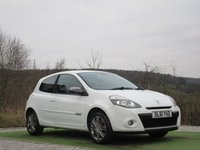 USED 2011 61 RENAULT CLIO 1.1 DYNAMIQUE TOMTOM 16V 3d 75 BHP