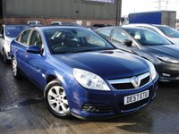 USED 2007 57 VAUXHALL VECTRA 1.8 VVT DESIGN 5d 140 BHP ANY PART EXCHANGE WELCOME, COUNTRY WIDE DELIVERY ARRANGED, HUGE SPEC