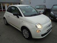 2009 FIAT 500 1.2 POP 3d 69 BHP £3495.00