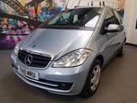 USED 2010 10 MERCEDES-BENZ A CLASS 1.5 A160 BLUEEFFICIENCY CLASSIC SE 5d 95 BHP