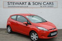 USED 2009 59 FORD FIESTA 1.2 STYLE 3d 81 BHP EXCELLENT CONDITION