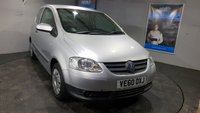 USED 2011 60 VOLKSWAGEN FOX 1.4 URBAN 75 3d 75 BHP Cloth upholstery  :  Isofix fittings  :  Fully stamped service history     :     Timing belt kit being replaced in June 2016