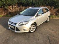 2011 FORD FOCUS 1.6 ZETEC TDCI 5d 113 BHP £3500.00