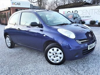 View our 2005 05 NISSAN MICRA 1.2 S 3d 80 BHP