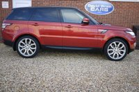 USED 2014 H LAND ROVER RANGE ROVER SPORT 3.0 SDV6 HSE 5d AUTO 288 BHP