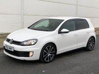 2012 VOLKSWAGEN GOLF 2.0 GTD TDI DSG 5d AUTO 170 BHP £11650.00
