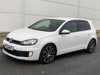 2012 VOLKSWAGEN GOLF 2.0 GTD TDI DSG 5d AUTO 170 BHP £10750.00