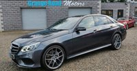 USED 2015 15 MERCEDES-BENZ E CLASS 3.0 E350 BLUETEC AMG NIGHT EDITION PREMIUM 4d AUTO 255 BHP