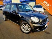 2015 MINI COUNTRYMAN 1.6 COOPER ALL4 5d AUTO 121 BHP £14795.00