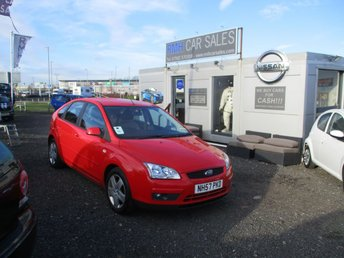 2008 FORD FOCUS 1.6 STYLE 5d 100 BHP £1995.00