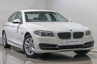 2015 BMW 5 SERIES 2.0 520D SE 4d 188 BHP £15490.00