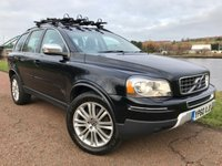 USED 2010 60 VOLVO XC90 2.4 D5 EXECUTIVE AWD 5d AUTO 197 BHP ***CRUISE CONTROL***
