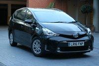2016 TOYOTA PRIUS PLUS 1.8 ICON 5d AUTO 98 BHP £16750.00