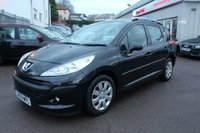 USED 2009 09 PEUGEOT 207 1.6 SW S HDI 5d 89 BHP