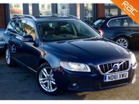 USED 2012 61 VOLVO V70 1.6 DRIVE SE LUX S/S 5d 113 BHP