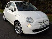 2008 FIAT 500 1.2 SPORT 3d 69 BHP £SOLD