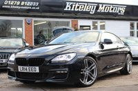 USED 2014 14 BMW 6 SERIES 3.0 640D M SPORT AUTOMATIC