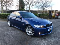 USED 2006 56 BMW 3 SERIES 2.0 320D M SPORT 4d 161 BHP